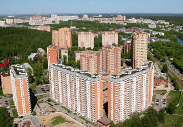 3-комнатные квартиры в ЖК Жемчужина Балашихи, Балашиха