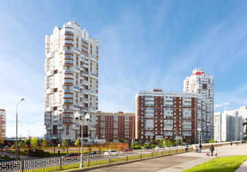 4-комнатные квартиры в ЖК Мичуринский