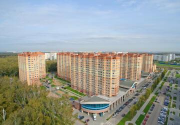 3-комнатные квартиры в ЖК Юго-Западный, Московский