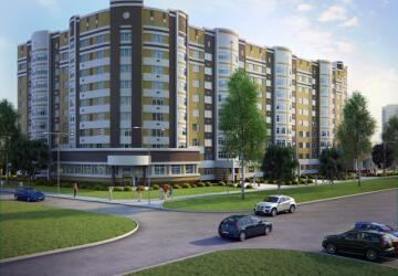 1-комнатные квартиры в ЖК Мой город, Электрогорск