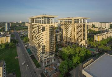 4-комнатные квартиры в ЖК Новоясеневский