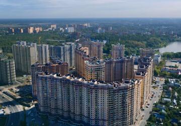 3-комнатные квартиры в ЖК Новый Раменский, Раменское