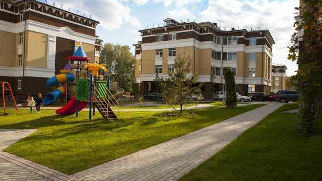 ЖК Ново-Садовый (Салтыковка-Престиж)