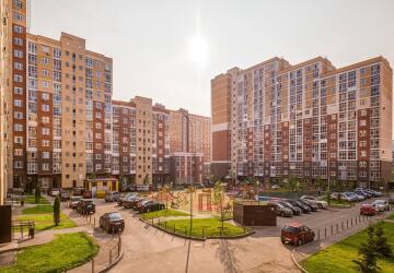 3-комнатные квартиры в ЖК Москва А101, Коммунарка