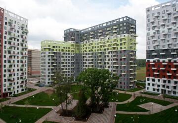 1-комнатные квартиры в ЖК Эдальго, Коммунарка