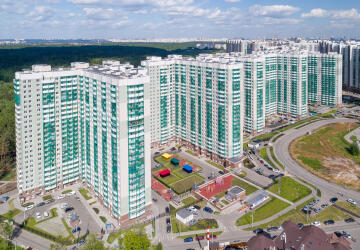 2-комнатные квартиры в ЖК Изумрудные холмы, Красногорск