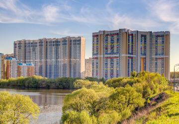 2-комнатные квартиры в ЖК Спасский мост, Красногорск
