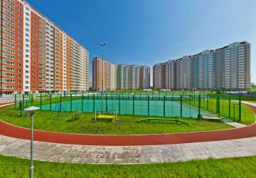 4-комнатные квартиры в ЖК в Солнцево
