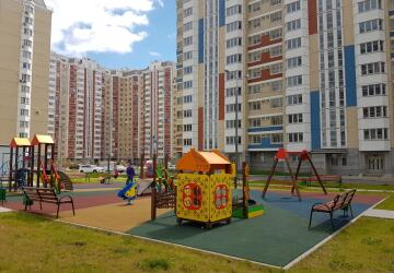 3-комнатные квартиры в ЖК Немчиновка, Немчиновка