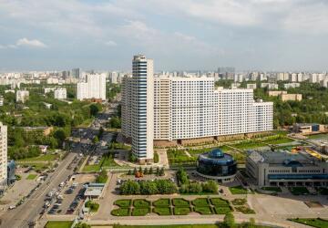 4-комнатные квартиры в ЖК Розмарин