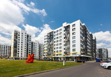 4-комнатные квартиры в ЖК Ново-Молоково, Молоково