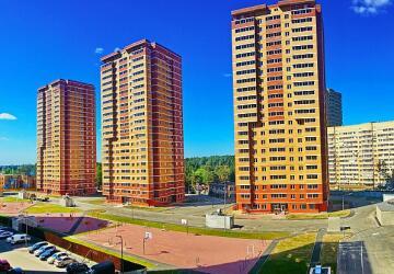 1-комнатные квартиры в ЖК Солнечный, Раменское