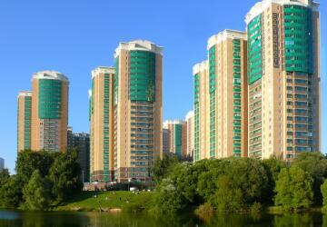 3-комнатные квартиры в ЖК Загорье