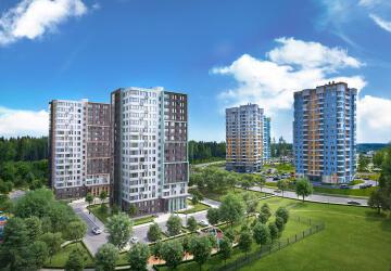 2-комнатные квартиры в ЖК Зеленый бор