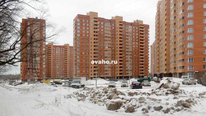 ЖК Новое Павлино