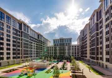 4-комнатные квартиры в ЖК Наследие