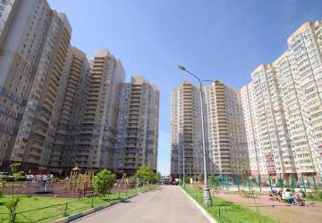 1-комнатные квартиры в ЖК Новое Измайлово, Балашиха