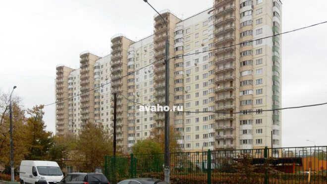 ЖК Новые Кузьминки, квартал 117