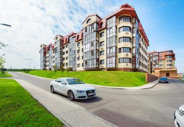 1-комнатные квартиры в ЖК Западное Кунцево, Ромашково
