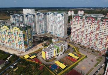 3-комнатные квартиры в ЖК Победа, Лобня