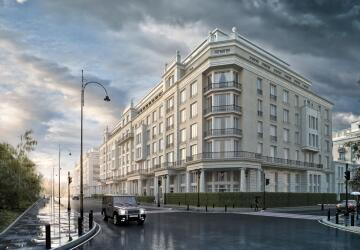 Квартиры со свободной планировкой в ЖК Knightsbridge Private Park (Найтсбридж Прайвит Парк)