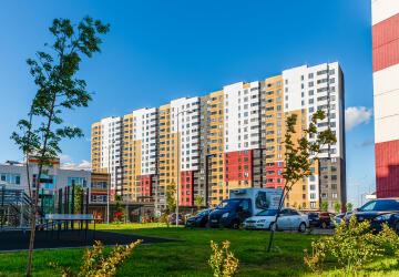 1-комнатные квартиры в ЖК Новые Ватутинки. Центральный