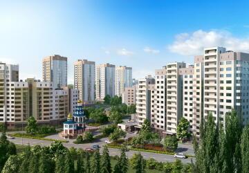 3-комнатные квартиры в ЖК Бородино, Подольск