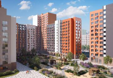 4-комнатные квартиры в ЖК Переделкино Ближнее