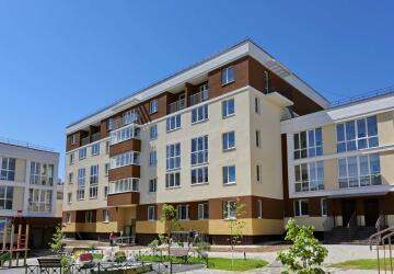 1-комнатные квартиры в ЖК Малина (Эко Парк Нахабино), Нахабино