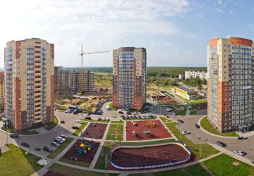 Квартиры-студии в ЖК Новое Ялагино, Электросталь