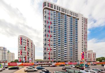 1-комнатные квартиры в ЖК Планерный, Химки