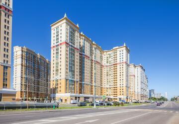 1-комнатные квартиры в ЖК Мосфильмовский