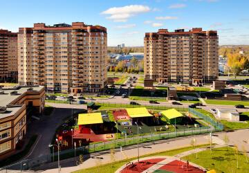 1-комнатные квартиры в ЖК Московские Водники, Долгопрудный