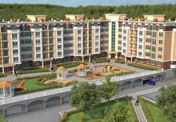 2-комнатные квартиры в ЖК Малиновый Ручей, Звенигород