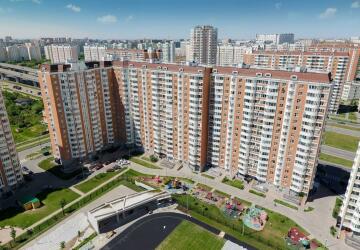 3-комнатные квартиры в ЖК Некрасовка Парк