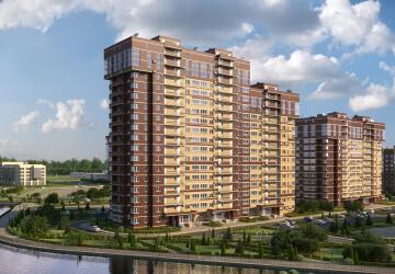 1-комнатные квартиры в ЖК Татьянин Парк, Московский