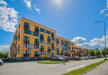 2-комнатные квартиры в ЖК Новогорск Парк, Химки