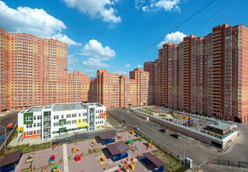 3-комнатные квартиры в ЖК Академический, Люберцы
