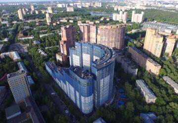 Купить вторичную квартиру в ЖК Московская, 21 от Миэль (вторичный рынок)