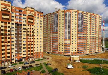 1-комнатные квартиры в ЖК Новое Жегалово, Щелково