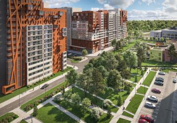 2-комнатные квартиры в ЖК Отрада