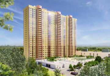 3-комнатные квартиры в ЖК Золотые ворота, Королёв