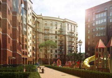 3-комнатные квартиры в ЖК Пятницкие кварталы, Сабурово