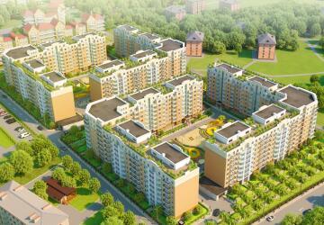 1-комнатные квартиры в ЖК Ракитня, Звенигород