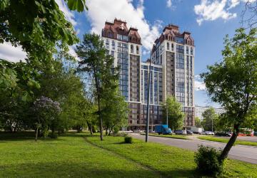 Купить квартиру в ЖК Соколиный форт