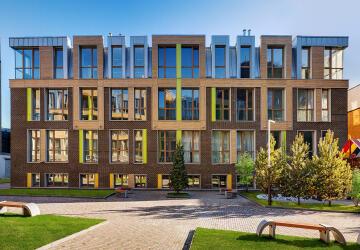 3-комнатные квартиры в ЖК Парк Мира