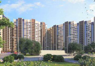 1-комнатные квартиры в ЖК Центральный, Лыткарино