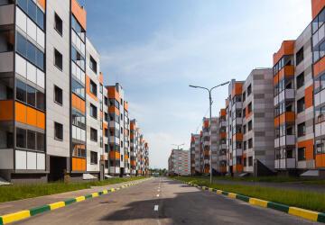 1-комнатные квартиры в ЖК Марусино, Марусино