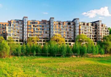 Купить квартиру в ЖК Олимпийская деревня Новогорск. Квартиры