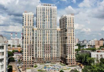 3-комнатные квартиры в ЖК Кристалл